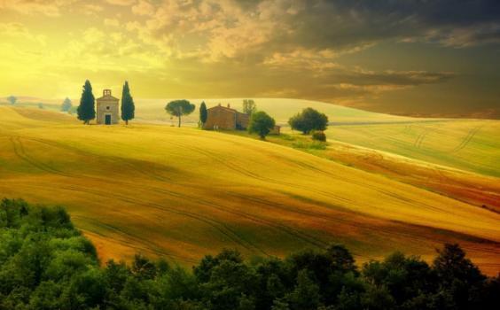 Zonvakantie Toscane