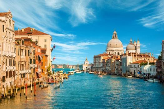 Zonvakantie Venetië