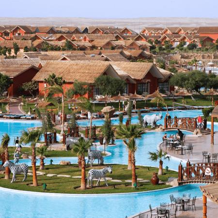Hotel Pickalbatros Jungle Aqua Park | opreisvoordebesteprijs