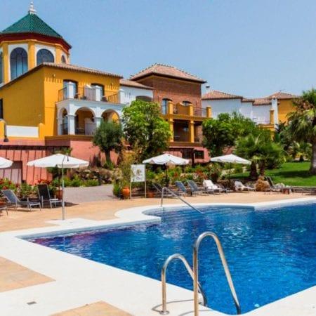 Hotel B BOU La Vinuela & SPA - inclusief huurauto | opreisvoordebesteprijs