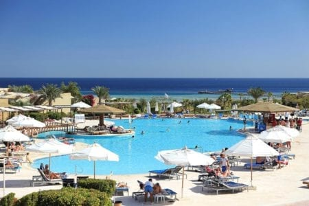 The Three Corners Fayrouz Plaza Beach Resort | opreisvoordebesteprijs