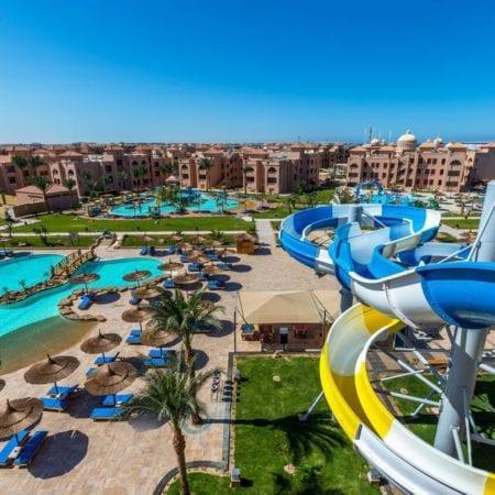 Pickalbatros Aqua Park Resort | opreisvoordebesteprijs