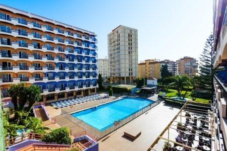 Hotel Fuengirola Park - halfpension | opreisvoordebesteprijs