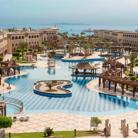 Hotel SUNRISE Select Mamlouk Palace Resort | opreisvoordebesteprijs